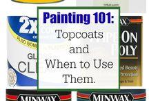 Paint topcoats