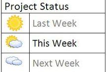 Status & Progress
