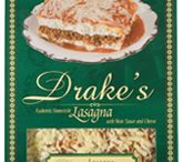 Drake's Homestyle Pasta / Demand the Drake's Difference One taste and you will experience the difference freshness makes – it's the taste we believe in. We make all of our pasta selections with the same standards and quality, whether for it's for the head chef and the finest hotel or the busy family who needs a healthy quick-fix meal option. You can count on Drake's Fresh Pasta to deliver the best.  Look for these Drake's products at your favorite market:
