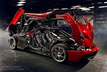 Exotic cars / All things four wheeled and rare
