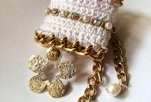 κοσμήματα με βελονάκι