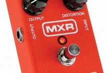 MXR Pedals / by Sam Ash Music