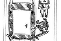 normes parking pmr - ailleurs
