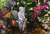Garden/flower bed/outside / by Whitney Meagley Scott