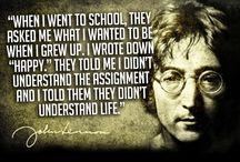 Quotes / Words of wisdom :-)