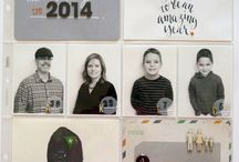 2014 project life / project life / by Kelly Schmidt