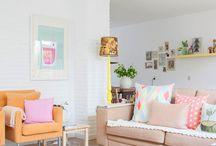 Colors Decoration/Decorando con color