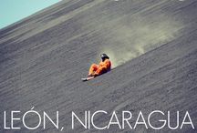 ~ Nicaragua Travel ~ / All things travel to Central America's hottest destination- Nicaragua.
