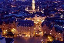 Bruxelles, Bruges, Anversa, Ghent