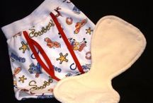 Cloth diaper/pull ups / by Nikki Hale