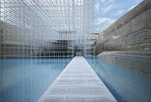 Výstavy a výstavní pavilony