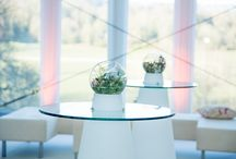~ Centerpieces ~ / Recreate these wonderful Centerpieces for your Party, Wedding, Dinner Party. All are adaptable for any event