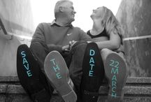 quirky save the date shoots
