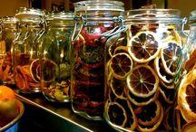 Frutas deshidratas
