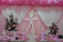 festa de bailarina