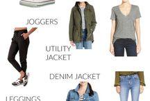 Mom wardrobe ideas