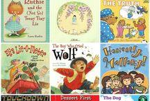 Kids Books in English - teaching values