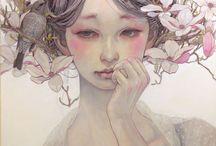Hirano Miho / Art of Hirano Miho
