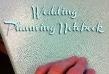Weddings planning binder