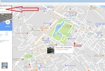 Sử dụng Google map trong thiết kế website