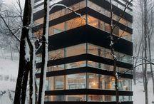Architecture--contemporary