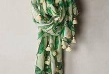scarf&shawls