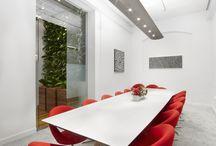 Red line office Design