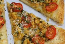 Food - Pizza, Flammkuchen und Co.
