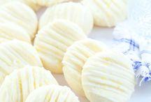 Lemon cookies gf / Lemon cookie gf