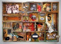 shadow boxes / by Betty Krones