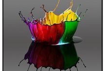 Rainbow Colors / by Valeria Pistolato