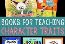 Reading - character traits