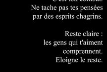 citations, livres...