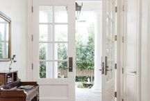 Front Entry Inspiration