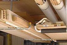 Shop - Wood & Lumber Storage