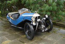1929 Morgan Aero with Anzani engine