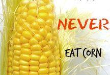 Eet weetjes! Interessante informatie! / Food stuff!