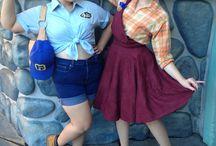 Disney costumes ❤️