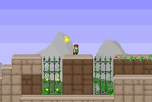 LD30 - The Long Way Home / Art from my Ludum Dare 30 entry The Long Way Home