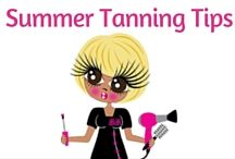 Summer Tanning Tips / Here is where you will find all of my Tanning tips to get you all ready for Summer...x
