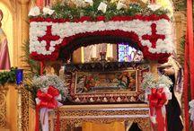Decorated Altars