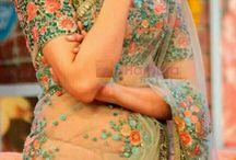 Indian Woman Wear
