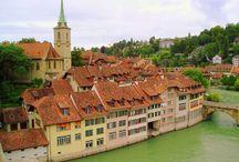 Bern - Switzerland / Bärn i ha di gärn