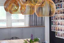 Spisebordlamper