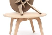 Cnc wood table