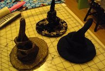 witch hats / by Rachel