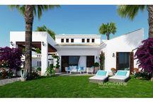 VILLAS / Espectaculares y magnificas Villas situadas el al Provincia de Alicante