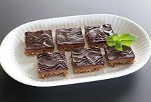 Lavkarbo / ketogene diabetes desserter