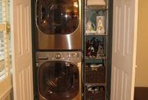 Laundry Closet / Laundry closet