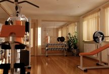Home Gym Ideas / by Sue Stokey